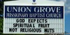 Church_sign_religious_nuts